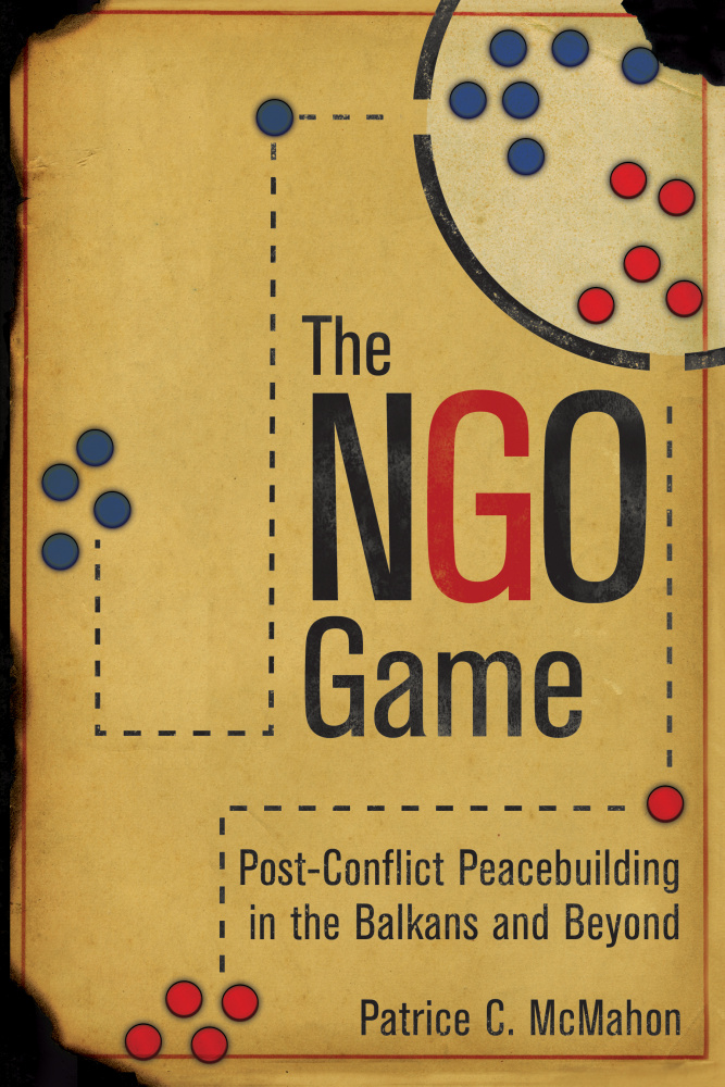 New Book By UNL Professor Examines Reliance On NGOs To Rebuild War-Torn Countries