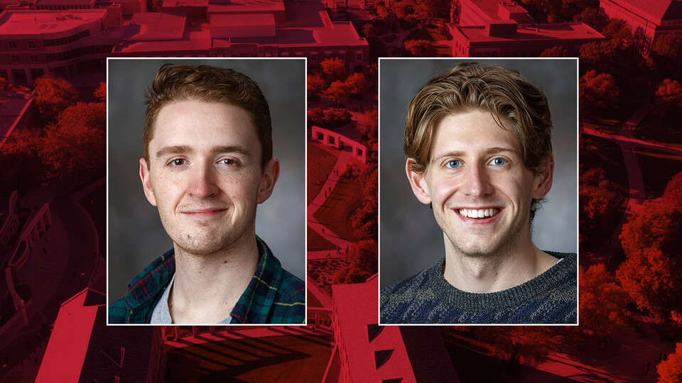 Haar, Kovarik earn fellowships to study in Germany