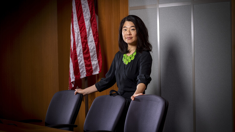 Breaking the glass ceiling: Kang tracking female judicial appointments around the globe