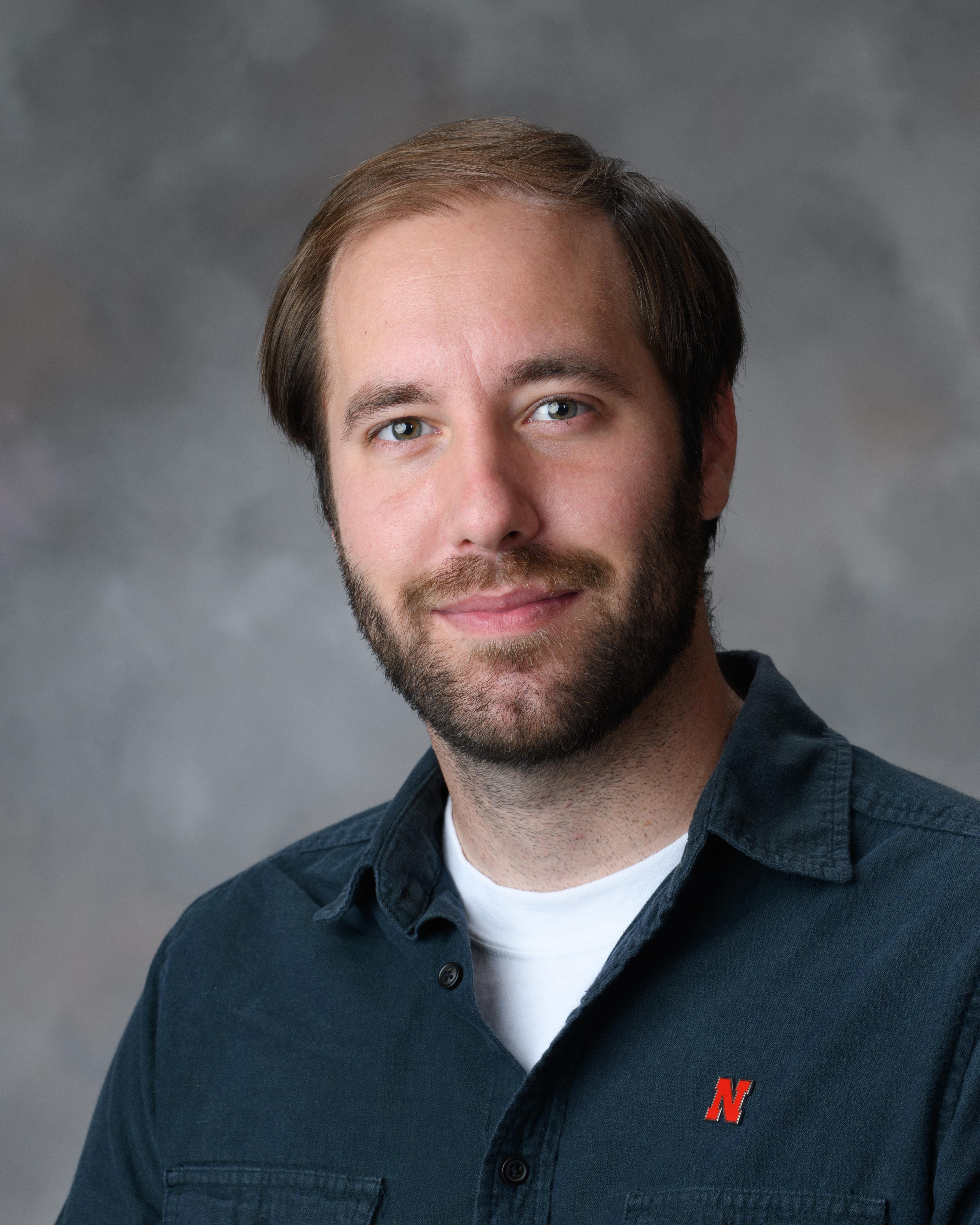 Pierce Ekstrom portrait