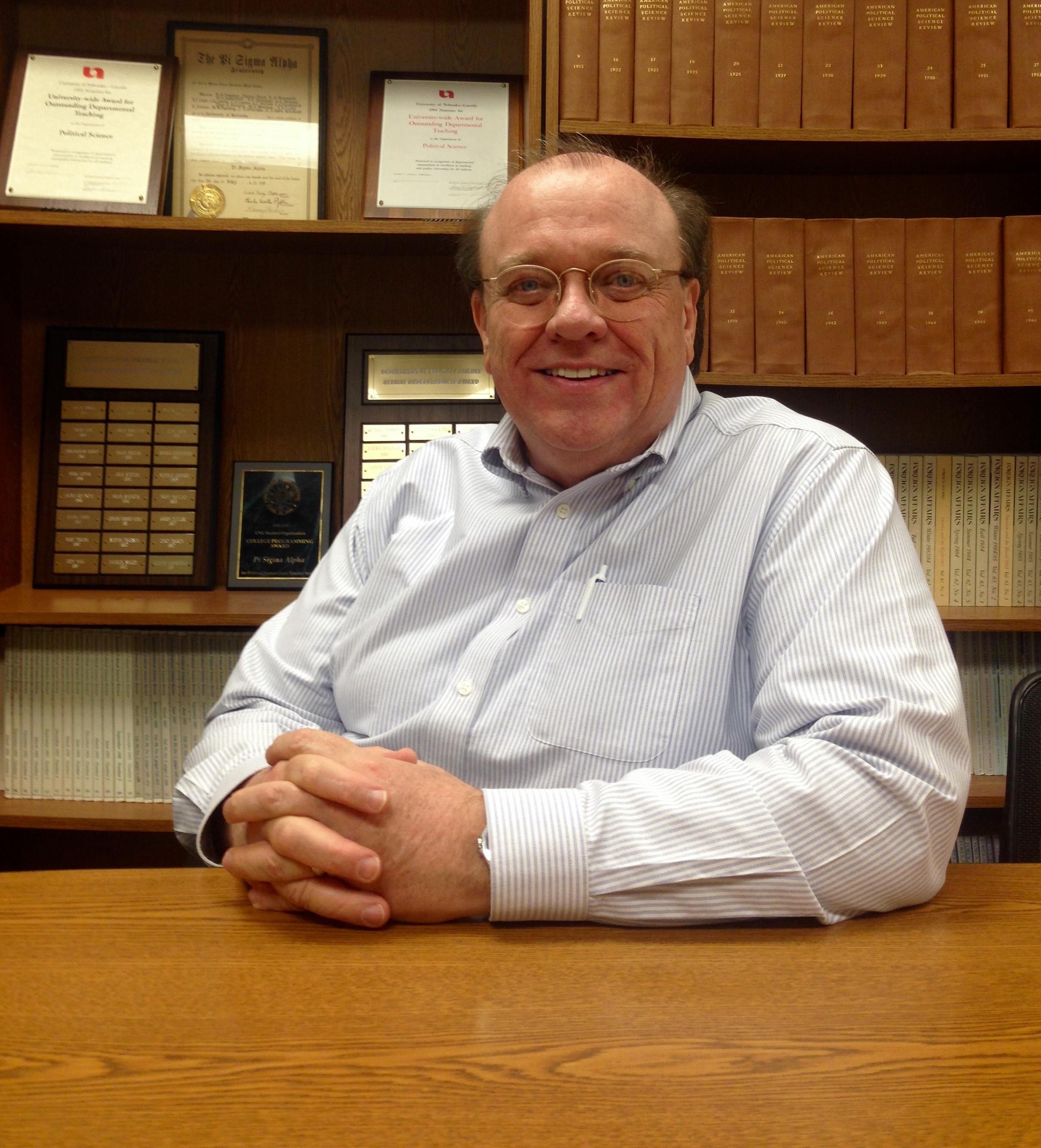 Donald Beahm Portrait