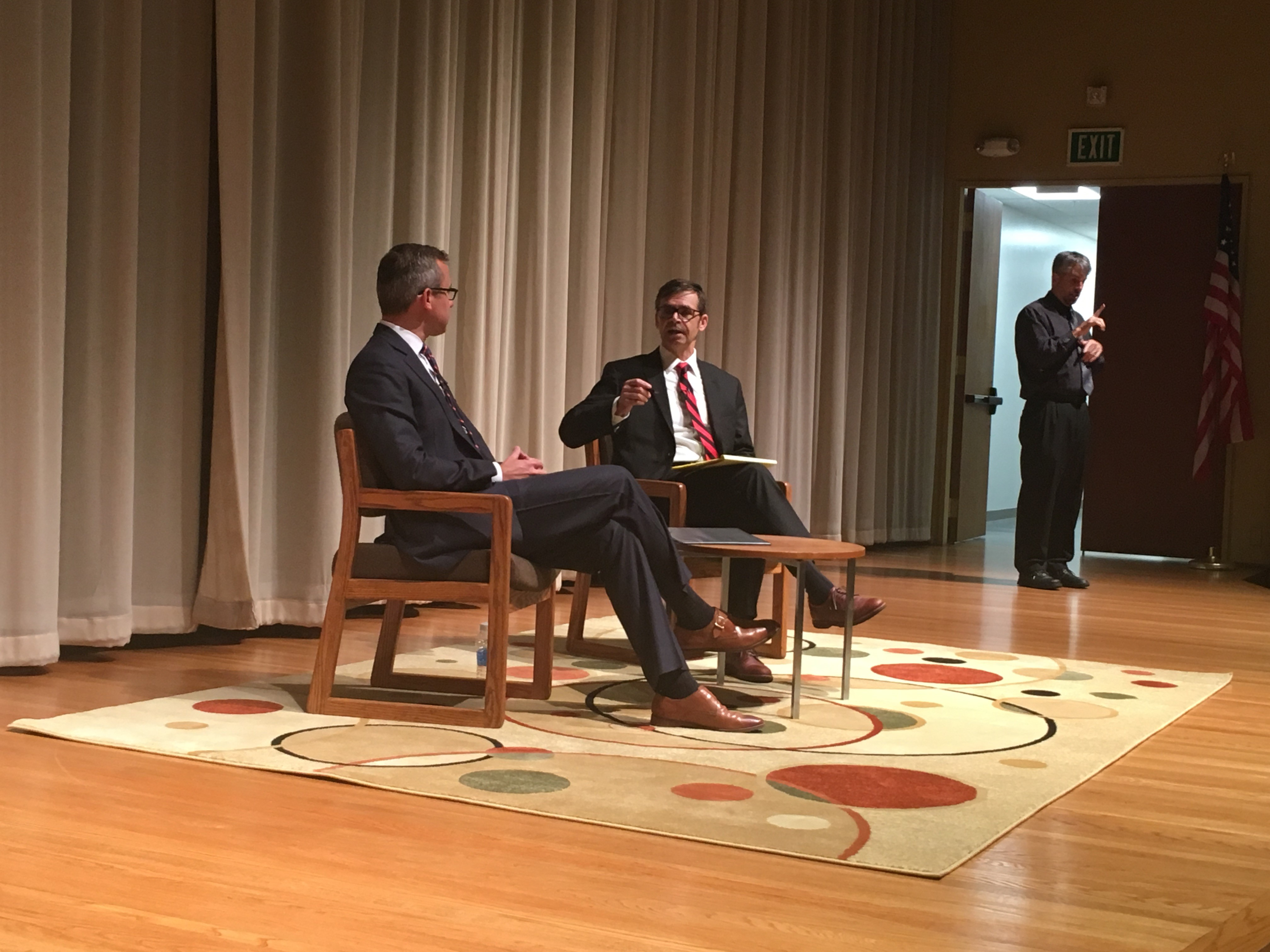 Poli Sci alumnus Jeff Zeleny returns for Hoagland Lecture