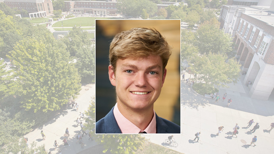 Baker selected as a 2019 Cargill Global Scholar